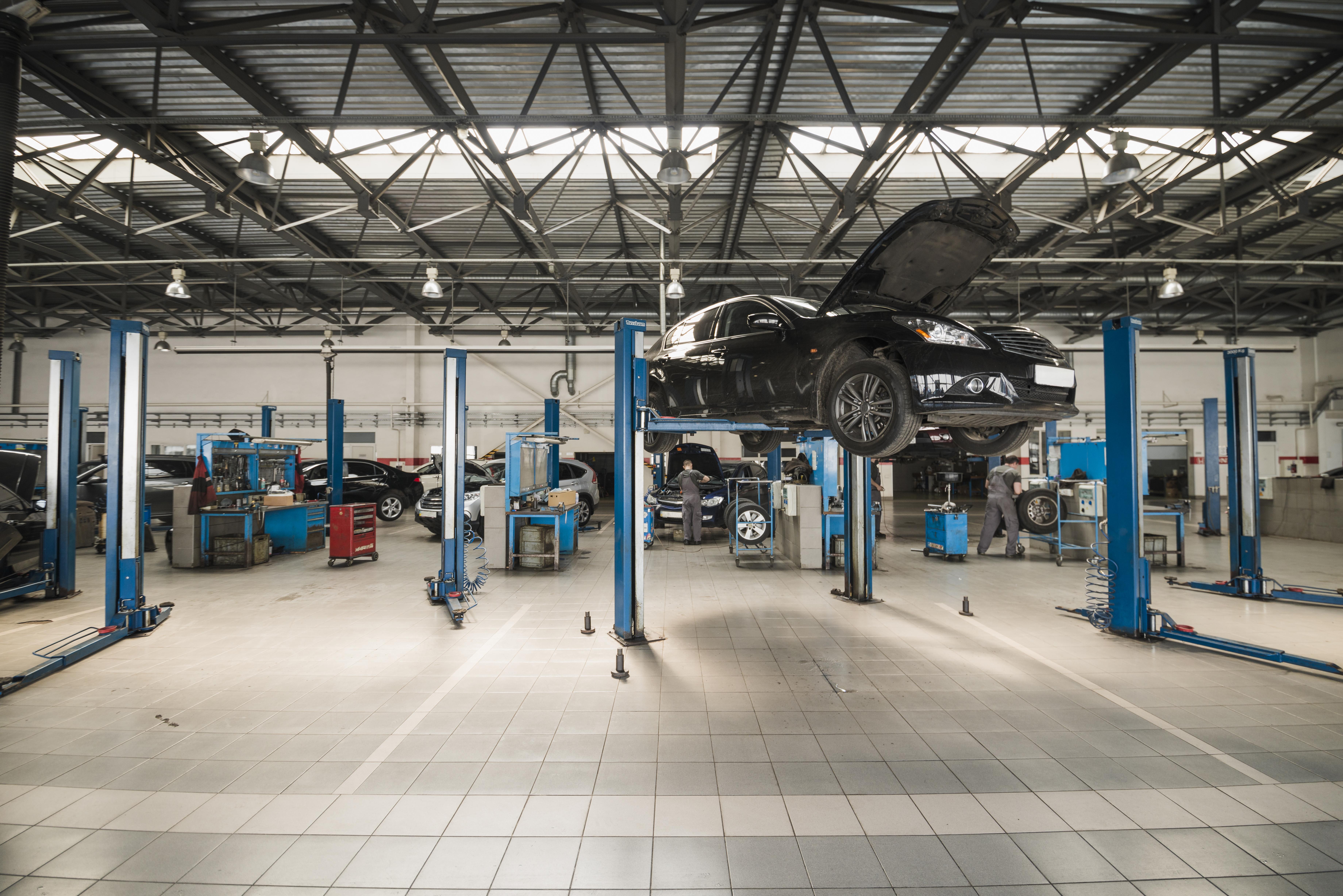 (TMVL0109) Operaciones auxiliares de mantenimiento de carrocerías de vehículos